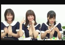 【乃木坂46】ぐうかわw 柴田柚菜ちゃんの真面目さが伝わるgifwwwww