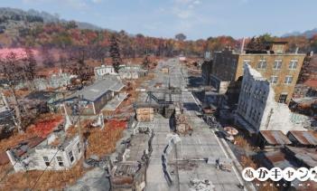 放棄されたボグタウン(Abandoned bog town)