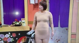 吉本新喜劇のおばさん女優、ガチでセクシー過ぎる