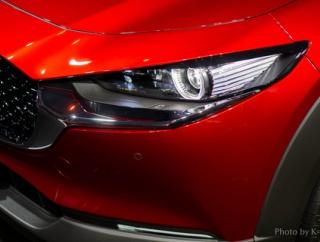 マツダ新世代SUV「CX-30」内見会に行ってきました。