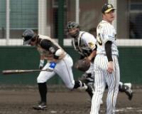 【阪神】守屋が実戦初登板で好投!大騒動も虎党からは大きな拍手!