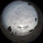 『魚眼レンズ LAOWA4mmF2.8による立石・秋谷海岸① 2019/09/29』の画像