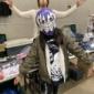 静岡清水大会でミニポーリー発見!手作りだそうです!ありがとう...