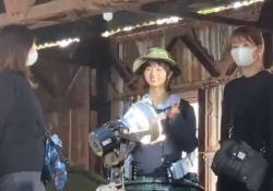 【ほっこり】齋藤飛鳥ちゃん&スタッフさんの和やかな雰囲気が素敵な動画www