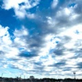 爽やかに 生きなさいよと 空がいう