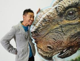 木梨憲武、久々の声優業で恐竜の声にwwwww