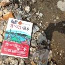 函館 池の端 「追跡、函館食べたい読本」