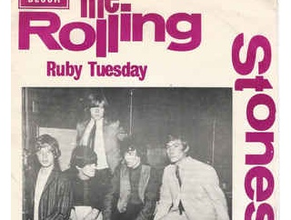 Ruby Tuesday / ルビー・チューズディ(The Rolling Stones / ザ・ローリング・ストーンズ)1967