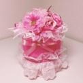 ロザリーピンクの綿棒ケース