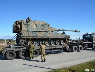 陸上自衛隊、約30年ぶりの大規模演習…作戦準備に焦点を当てた様々な演習を実施!