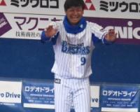 【朗報】大和、横浜の選手っぽくなる