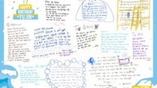 【IZ*ONE】誕生日を迎えたアン・ユジンにメンバーからメッセージ(日本語訳あり)