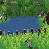 『池を作りました』の画像