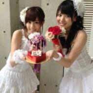 ℃-ute矢島舞美が乃木坂46のエース西野七瀬ちゃんはとってもキュートでたくさんお話できて誕生日までお祝いしたと大喜びw アイドルファンマスター