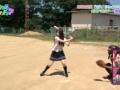 【画像】バット持った女の子で打線組んだwwwww