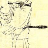 『袴垂、保昌に会ふこと』の画像