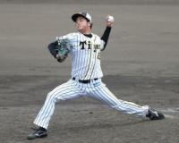 阪神高橋遥人が打撃投手務める 最速146キロも「真っすぐちょっと弱い」