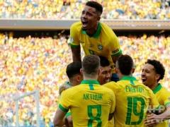 コパアメリカ日本代表、エクアドルに勝つと次の対戦相手がブラジル・・・