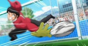 【キャプテン翼】第7話 感想 1点取ってくれればリードは必ず守り抜く!