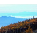 『雲海と紅葉』の画像
