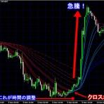 FX/日経225/バイナリーオプション - 天底を捉える!
