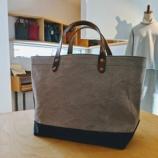 『帆布かっこいいバッグ』の画像