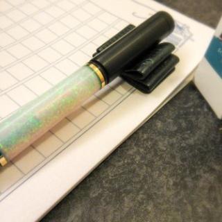 万年筆とヌルリフィルの部屋 Pen_Saloon