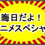 『大晦日だよ!アニメスペシャル』の画像