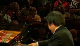 【ピアノ】  辻井伸行 リスト Paganini Etude No.3, ラ・カンパネラ 2009 海外の反応