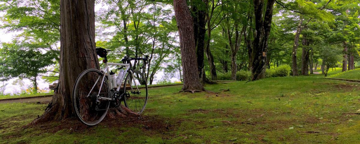 ゆっくりいそぐ自転車日記 イメージ画像