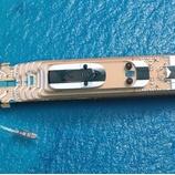 『ラグジュアリー船の凄さ』の画像
