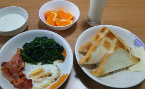 自信作の朝食にいくら出せる?
