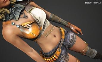 Sarah Rage Armor