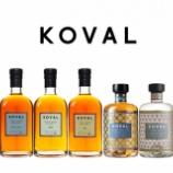 『都光、シカゴのクラフトウイスキー「KOVAL」国内正規販売をスタート』の画像