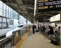 『東海道新幹線 N700Sの量産編成に乗ってきた!』の画像