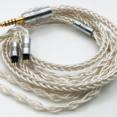 「JSHiFi-白龍」 8芯高純度単結晶銅銀メッキ線ケーブル / 圧倒的な太さと重量感でより気持ちよく聴かせるアップグレードイヤホンケーブル【レビュー】