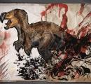 ティラノサウルス「進化するわ」→ニワトリ