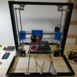 『自作3Dプリンター 作り方③~組み立て~』の画像