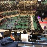 『【乃木坂46】4期生 握手会がスタート!各レーンの様子がこちら!!!【4期生お見立て会@日本武道館】』の画像