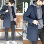 パンツが黒ならコートは何色がいいの?