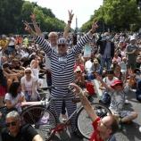 『ドイツの裁判所、ロックダウンに反対するデモの禁止を取り消す! 2020.8.28 byRT』の画像