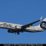 『アラスカ航空 B737-800』の画像