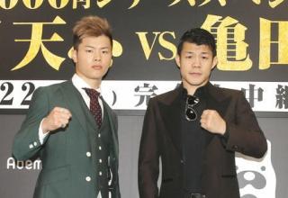 【格闘技】亀田興毅氏、那須川戦へ「カッコ悪くないように」 亀田が那須川をKOすれば1000万円を獲得