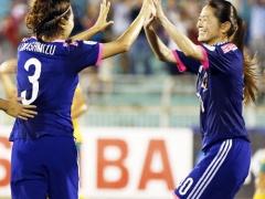 【なでしこ】女子アジアカップ決勝戦、オーストラリア撃破!なでしこ優勝!キターーー!!