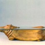 『天国と地獄のテーブル:動物テーブル』の画像