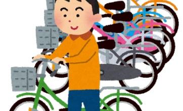 【衝撃】富山には自転車の自販機があるらしいwwwwマジかwwwww
