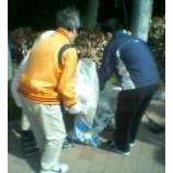 『市役所南通りの清掃』の画像