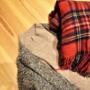 【ユニクロ】すべてが理想的♪スフレヤーンモックネックセーター
