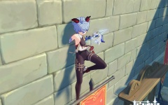 【原神】例の壁で遊んでみた