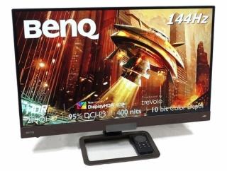 「BenQ EX2780Q」をレビュー。リモコン操作&USB Type-C対応でマルチメディアに最適なWQHD/144Hz/IPS液晶ゲーミングモニタの汎用機